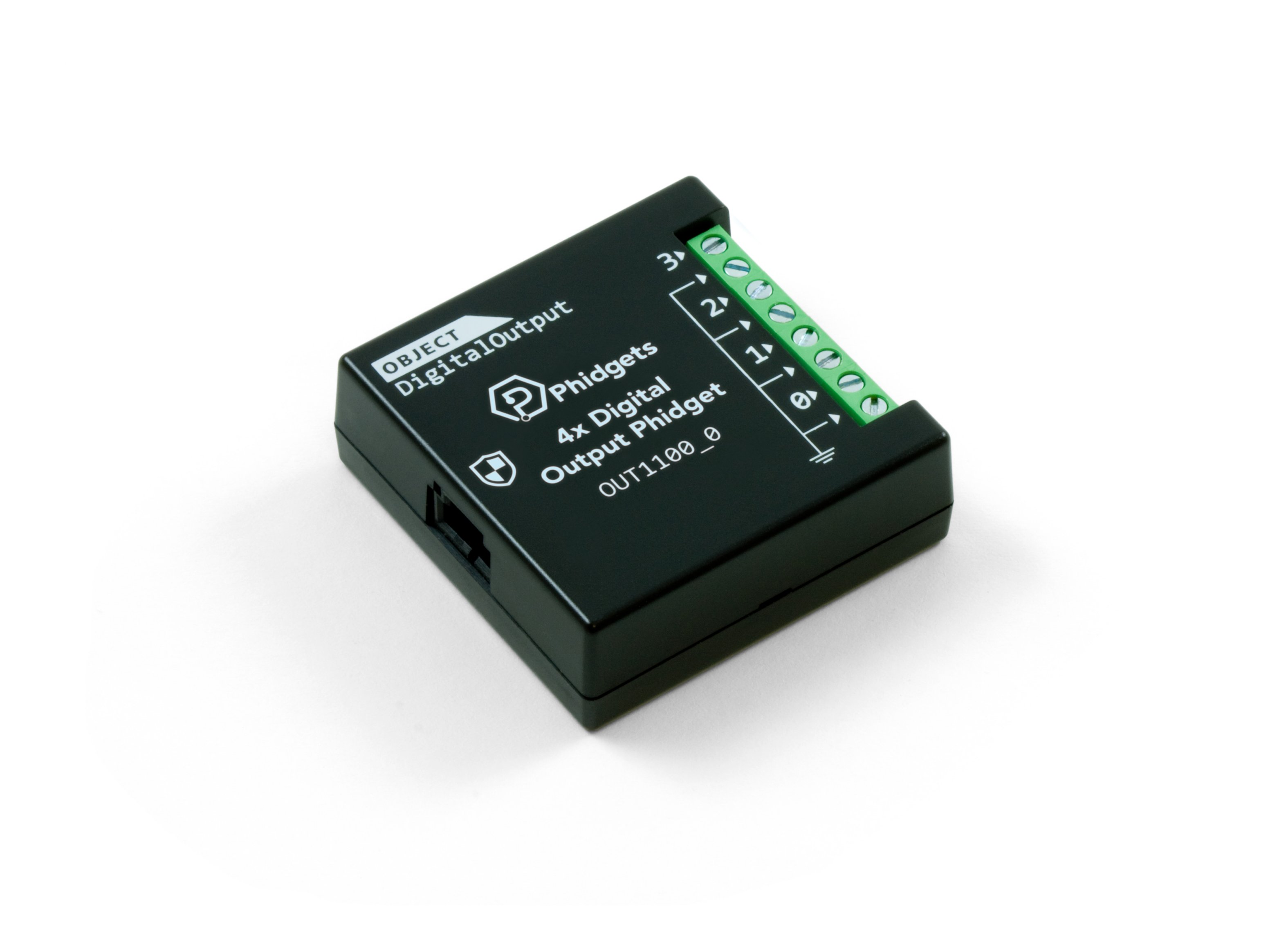 4x Digital Output Phidget Out1100 0 At Phidgets Next The Four Relay Outputs From Remote Control Inbuilt Relays