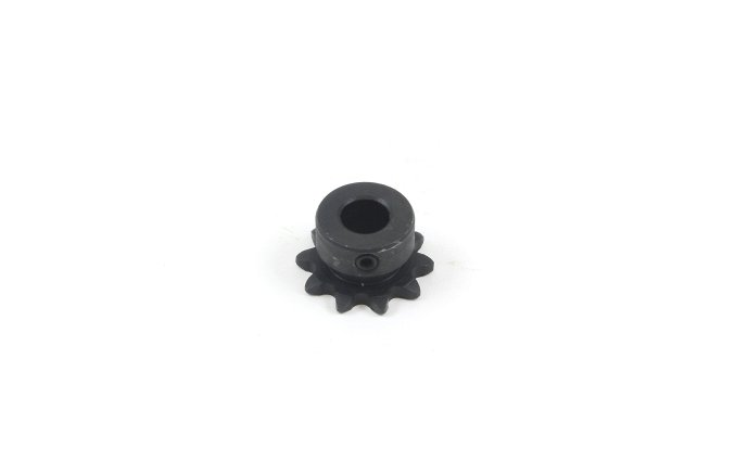 #25 Chain Sprocket with 8mm Bore and 10 Teeth