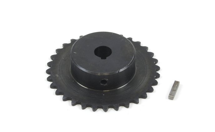#25 Chain Sprocket with 10mm Bore and 32 Teeth