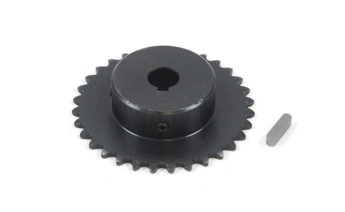 #25 Chain Sprocket with 11mm Bore and 32 Teeth