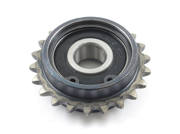 #25 Chain Idler Sprocket with 8mm Bore and 22 Teeth
