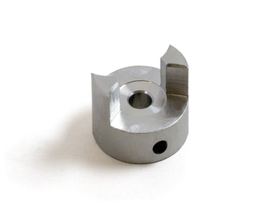 TRM4338_0 - Jaw Coupling Half 6mm Series 12