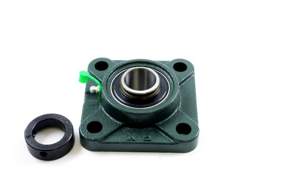 TRM4506_0 - Flanged Rotary Bearing for 25mm Shaft