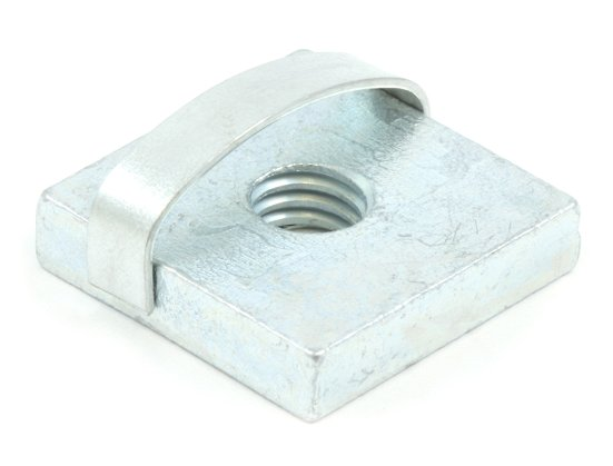 TSL4217_0 - Square Nut PG40 M6 (100 pcs)